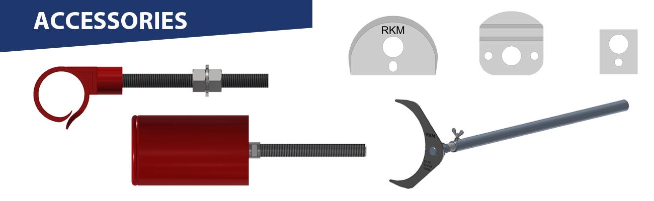 RKM Rollers Accessories