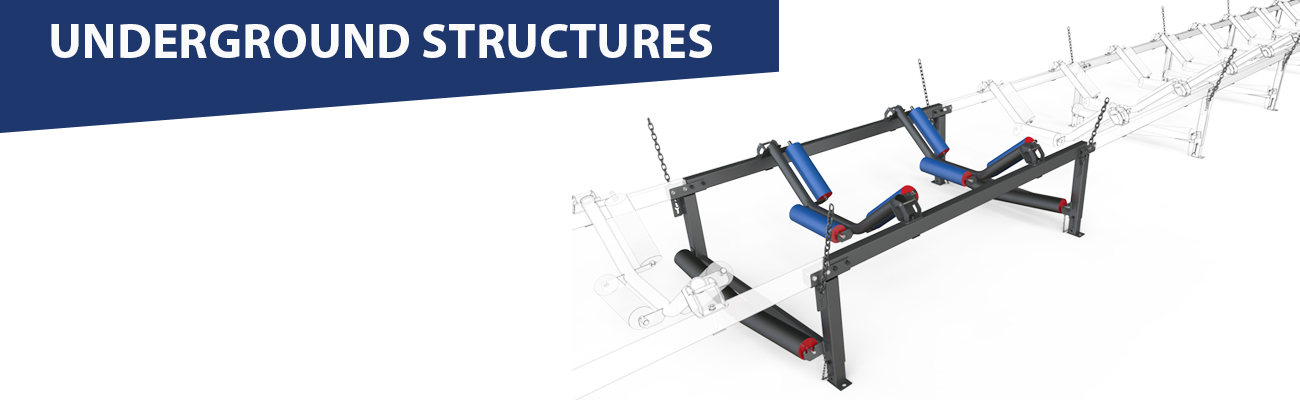 RKM Rollers Underground Structures